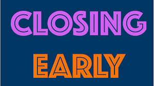 closing-early